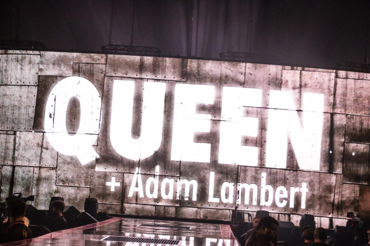 Queen with Adam Lambert, live @ Spark Arena, Auckland 2018