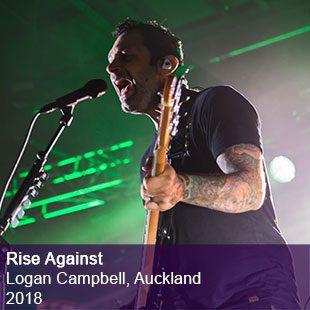 Rise Against 2018