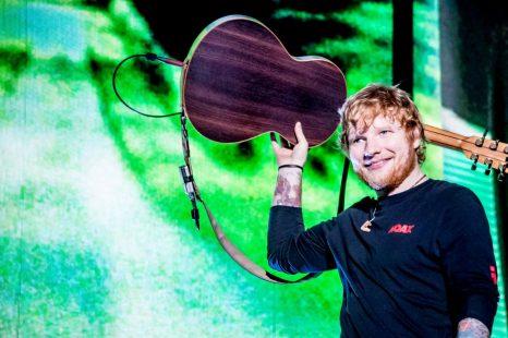 Ed Sheeran – Live @ Mt Smart Stadium, Auckland 2018