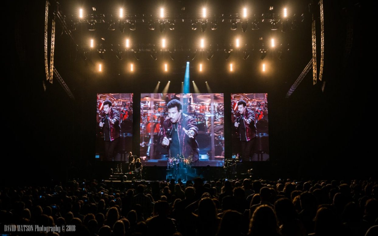 Lionel Richie, Nile Rodgers and Chic – Live @ Spark Arena, Auckland 2018