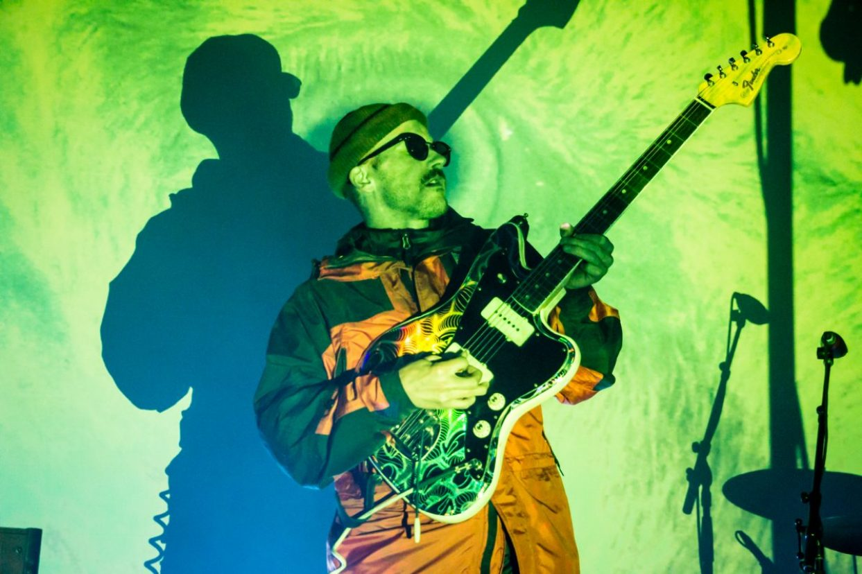 Portugal. The Man – Live @ The Powerstation, Auckland